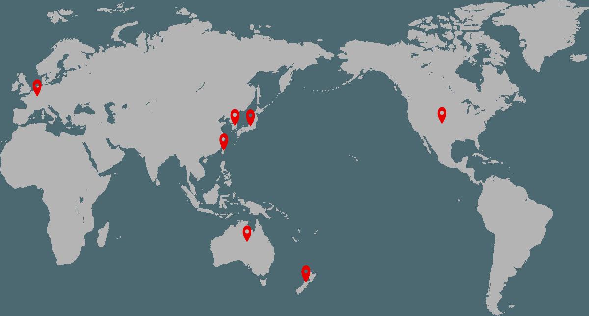 商品のご紹介 世界地図